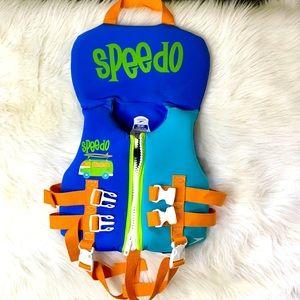 Speedo Infant Boys Life jacket Worn Once Vacation
